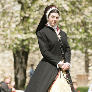 Bloody Mary Returns to Fram Castle - image from English Heritage