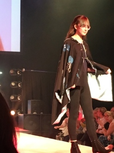 West Suffolk College Collection at Fashion Fusion 2018