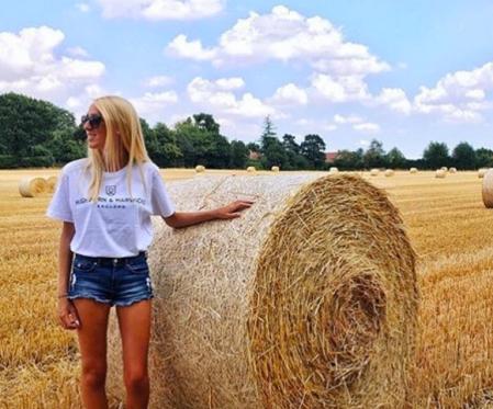 The Thorpness White T-Shirt, £25, Highborn & Harwicke