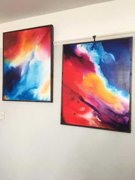 Abstracts by Kimberly Godfrey
