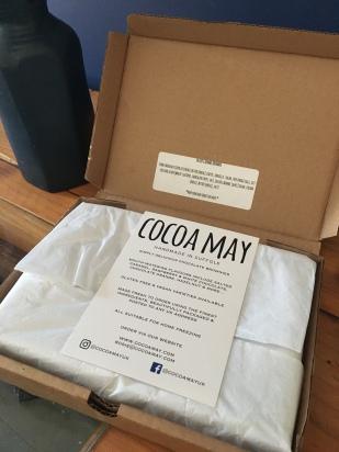 Cocoa May brownies