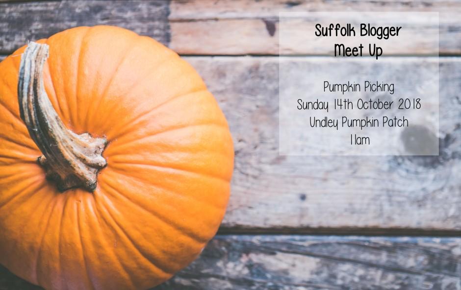 Suffolk Blogger Meet Up