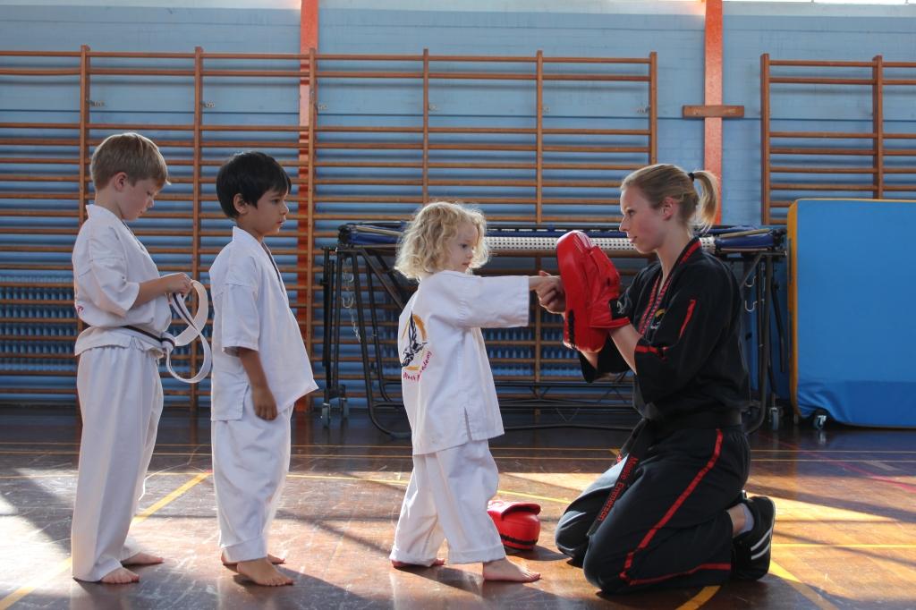 Maisie Emmerson's Black Belt Academy!