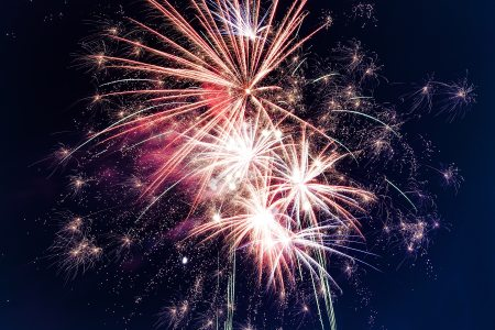 Where to watch fireworks in Suffolk