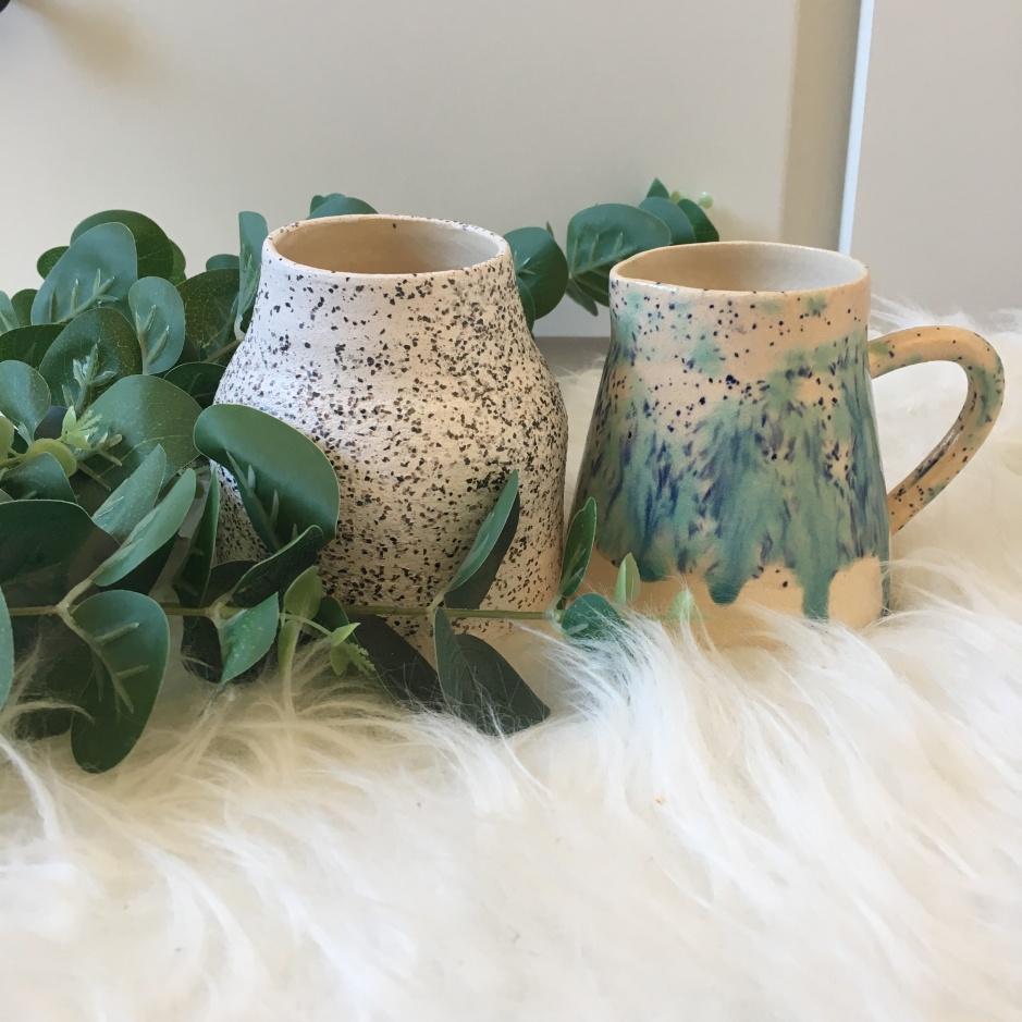 Louise Farnes Pottery