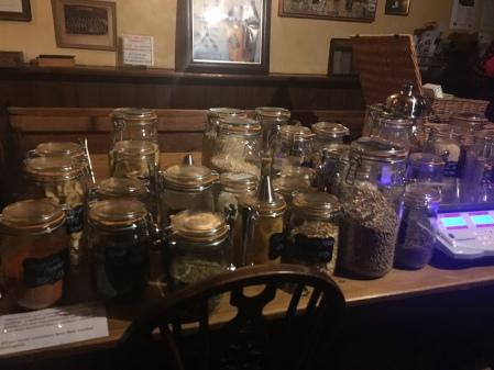 Cupboard Love jars of pantry essentials